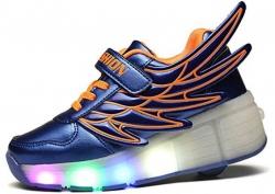 ECOTISH, Zapatillas con Ruedas LED para Niños y Niñas [REVIEW]