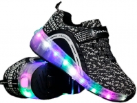 FLARUT, Zapatillas con Ruedas LED para Niños y Niñas [REVIEW]