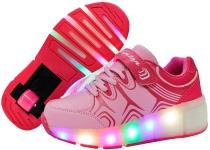 KIPTOP®, Zapatillas con Ruedas LED para Niños y Niñas [REVIEW]
